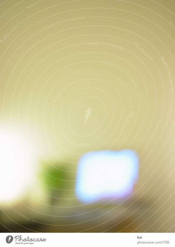 nichvielabergeilefarben Unschärfe Fototechnik Schreibtisch Farbe