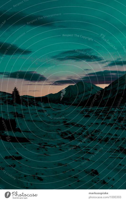 obertauern hundskogel plattenspitz Lifestyle Freizeit & Hobby Ferien & Urlaub & Reisen Tourismus Ausflug Abenteuer Ferne Freiheit Winterurlaub Berge u. Gebirge