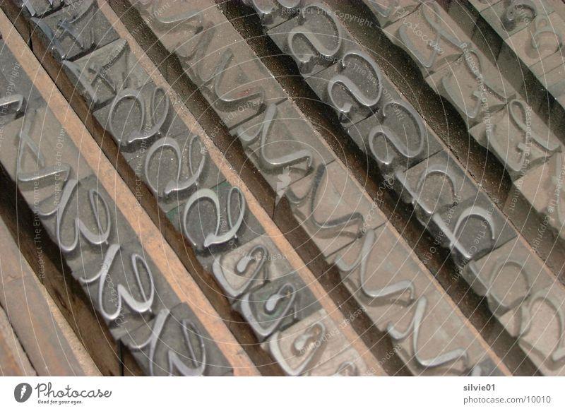 Bleisatz Druckerei Elektrisches Gerät Technik & Technologie Bleibuchstaben