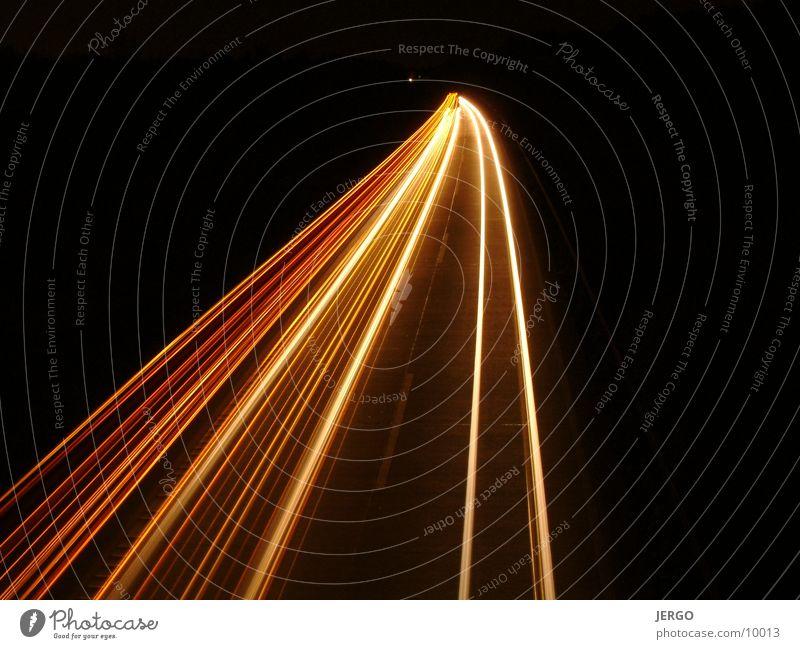 stripes2 Nacht Autobahn Club Licht