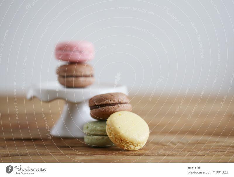 welche Farbe magst du? Lebensmittel Dessert Süßwaren Ernährung Essen Stimmung Kalorienreich Snack angeordnet Foodfotografie schön Farbfoto Innenaufnahme