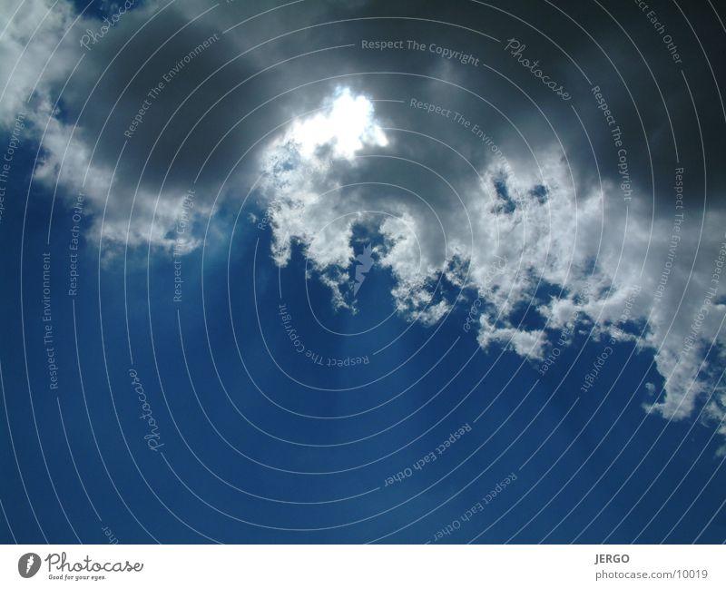 Licht + Wolke Himmel Wolken