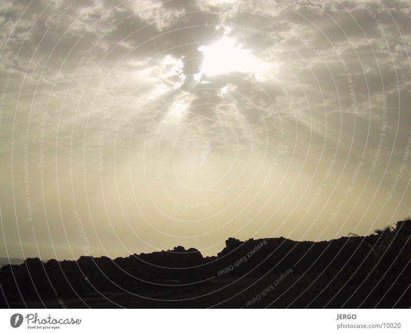 Morgenlicht Licht Strand La Palma