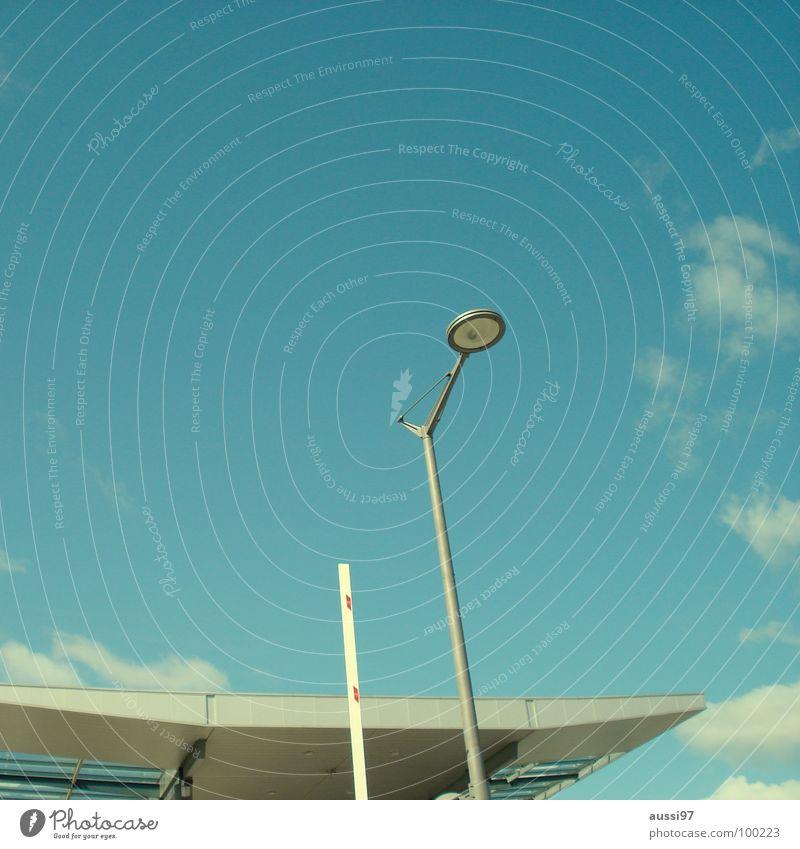 Tanken 3000 Himmel Beleuchtung Verkehr Industrie Energiewirtschaft Klima Straßenbeleuchtung Klimawandel Benzin Tankstelle Sprit Erdöl Rohstoffe & Kraftstoffe