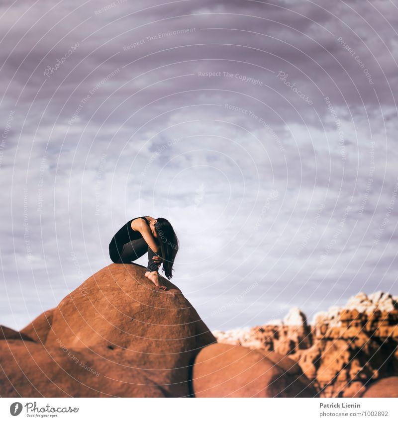 Emotional Landscape Körper Wellness Leben harmonisch Wohlgefühl Zufriedenheit Sinnesorgane Erholung ruhig Meditation Ferien & Urlaub & Reisen Tourismus Ausflug