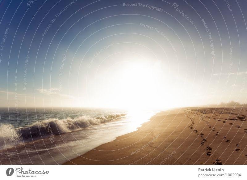 Matunuck Beach Himmel Natur Ferien & Urlaub & Reisen Wasser Sonne Erholung Meer Landschaft ruhig Ferne Strand Umwelt Freiheit Sand Zufriedenheit Tourismus
