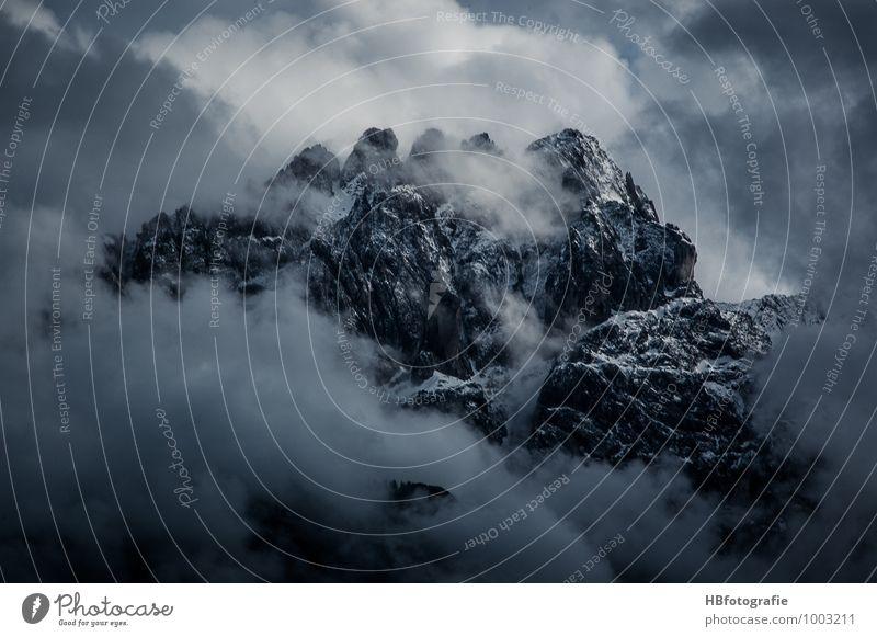 Der Berg ruft Ferien & Urlaub & Reisen Berge u. Gebirge Umwelt Natur Landschaft Urelemente Luft Wolken Frühling Sommer Herbst Winter Klima Klimawandel Wetter