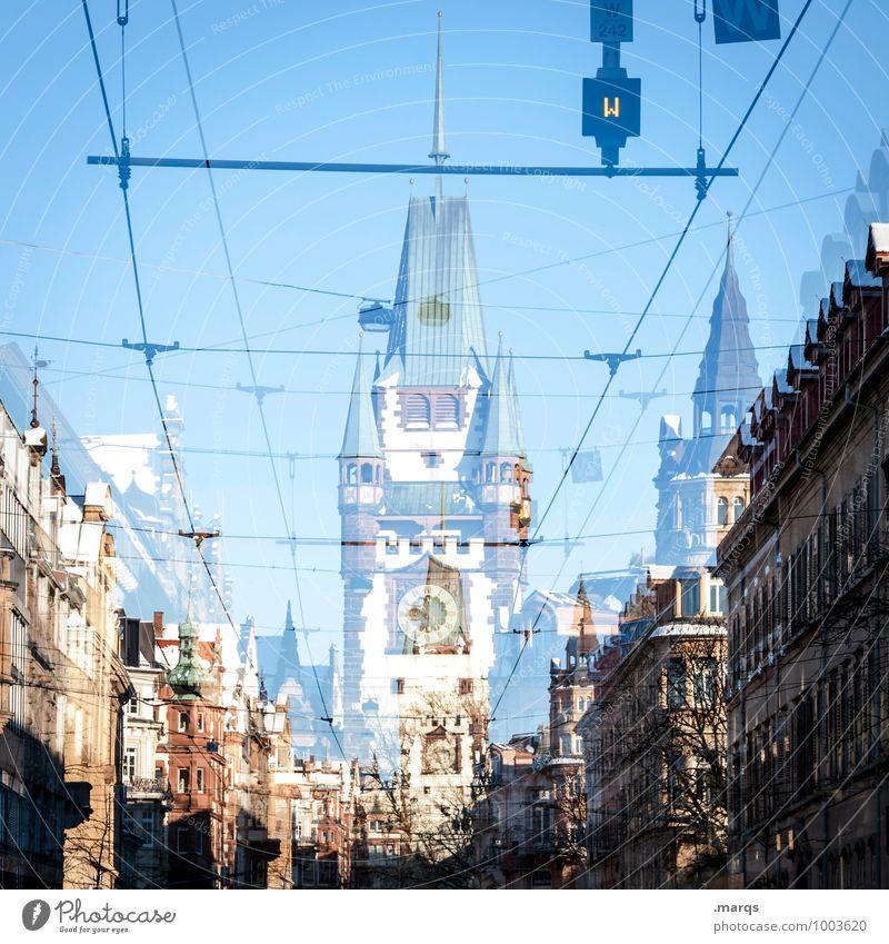Architektur Freiburg freiburg im grießbrei ein lizenzfreies stock foto photocase