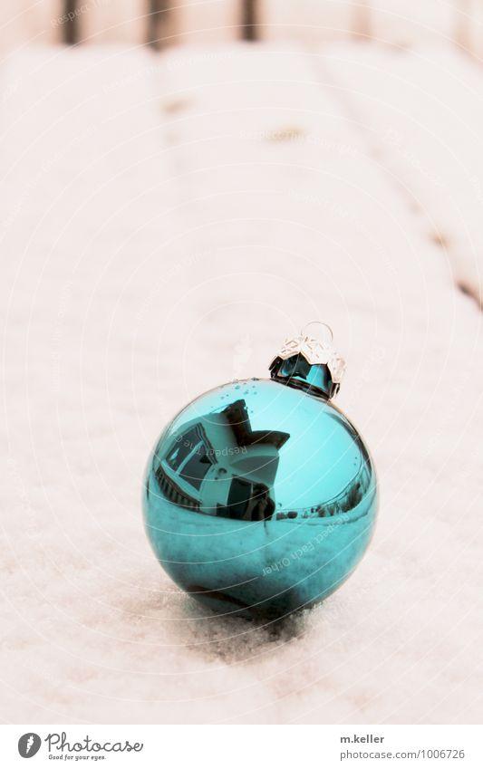 Wünsche Weihnachten & Advent Erholung Schnee Dekoration & Verzierung ästhetisch Kugel