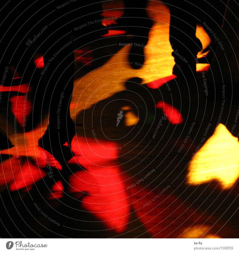 Tanzstunde III Tanzschule Disco Party Licht Nacht Club Tanzen Abend Feste & Feiern Lichterscheinung