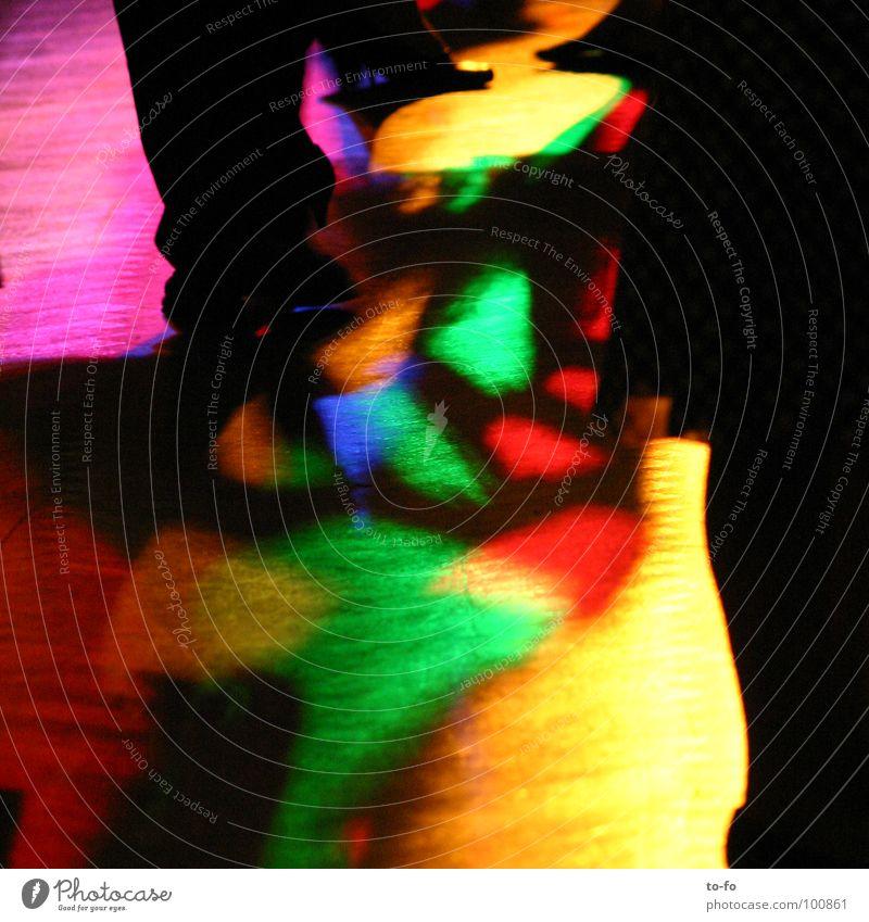 Tanzstunde IV Tanzschule Disco Party Licht Nacht Club Tanzen Abend Feste & Feiern Lichterscheinung