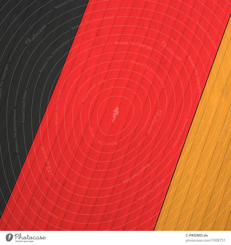 Deutschlandflaggen überall Metall Zeichen gelb gold rot schwarz Einigkeit loyal Fahne Deutsche Flagge Hintergrundbild Patriotismus Nationalflagge graphisch