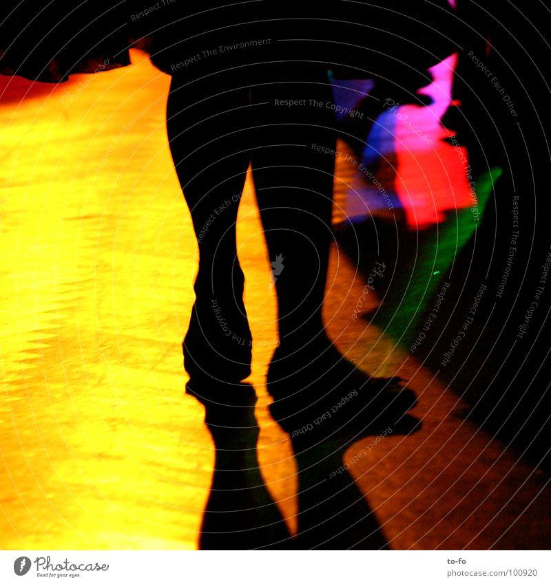 Tanzstunde VI Tanzschule Disco Party Licht Nacht Club Tanzen Abend Feste & Feiern Lichterscheinung Partygast