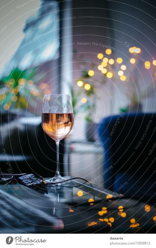 Freude Leben Gefühle Innenarchitektur Stil Spielen Lifestyle Stimmung Wohnung Design Häusliches Leben Freizeit & Hobby elegant Glas Fröhlichkeit Kreativität