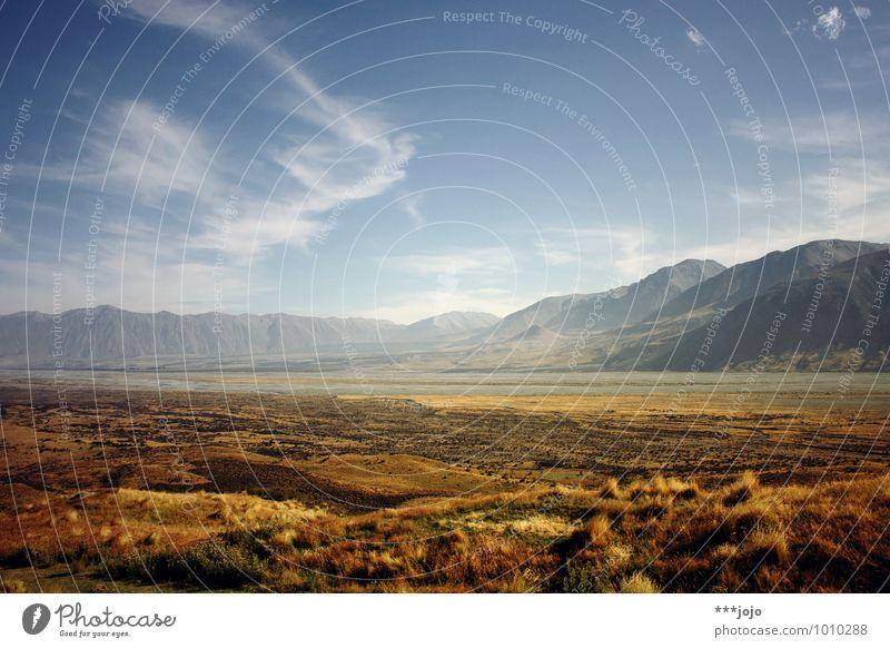 erewhon. Berge u. Gebirge Einsamkeit Neuseeland Steppe Sumpf Flußauen Auenland Der Herr der Ringe Caradhras Edoras Alpen Drehort Hochgebirge Rohan Südinsel