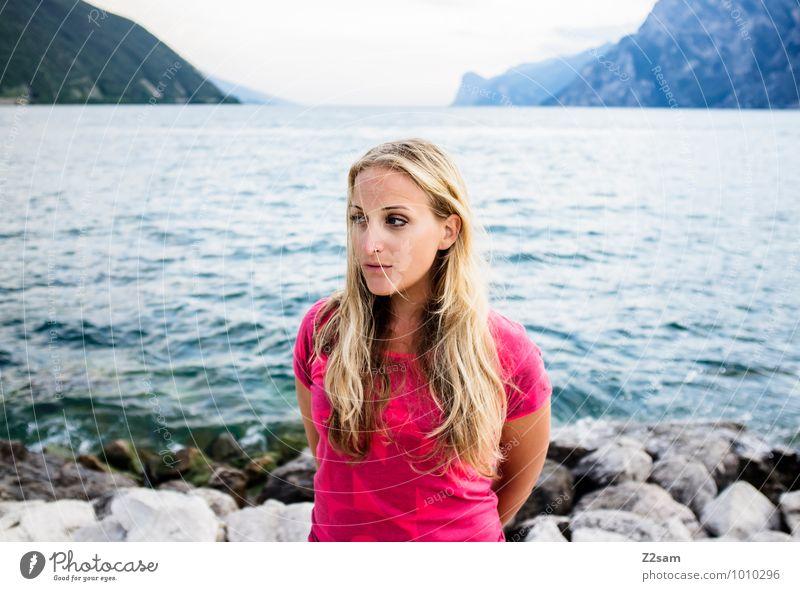 Signora Lena Lifestyle Stil Ferien & Urlaub & Reisen Ferne Freiheit Sommer Sommerurlaub feminin Junge Frau Jugendliche 30-45 Jahre Erwachsene Umwelt Natur