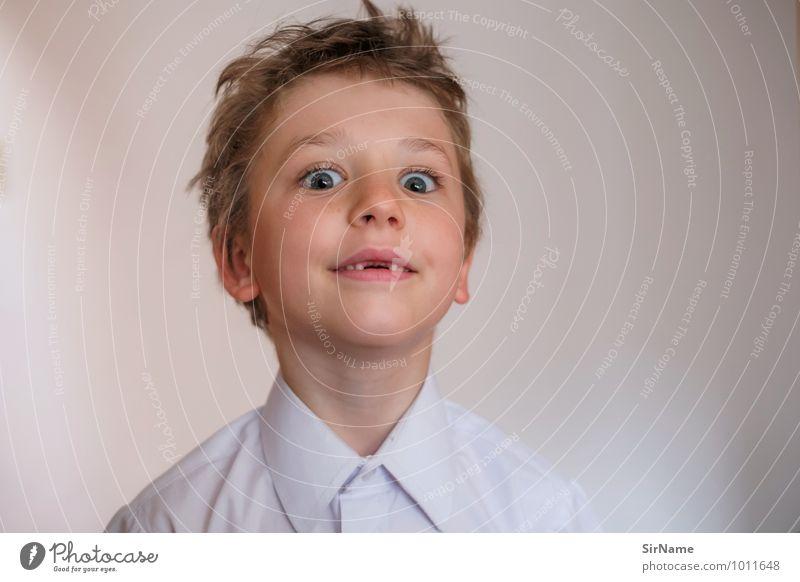 318 Mensch Kind schön Freude Leben Junge lustig natürlich Gesundheit Raum Kindheit Lächeln beobachten Kommunizieren einfach Zähne