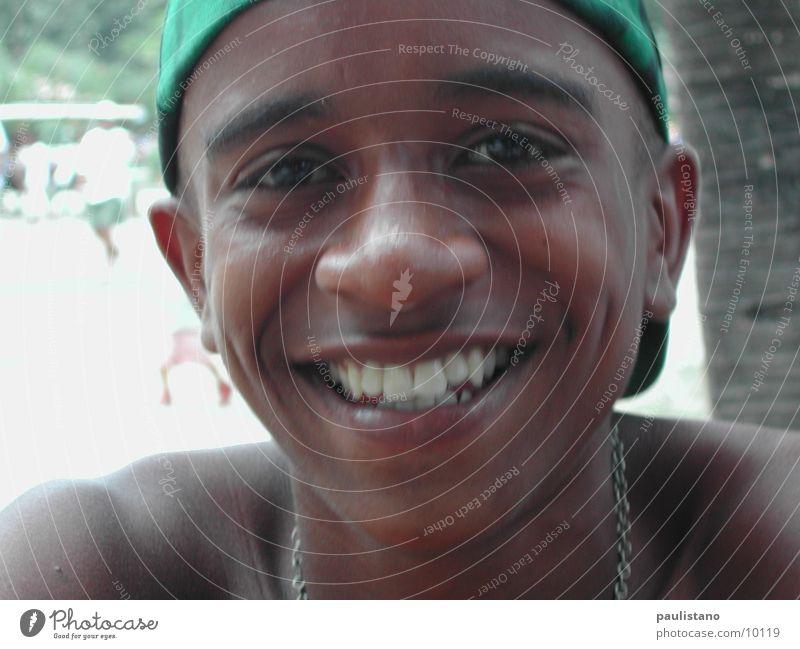 100%brasileiro Brasilianer Brasilien Mann jugentlich bahiano