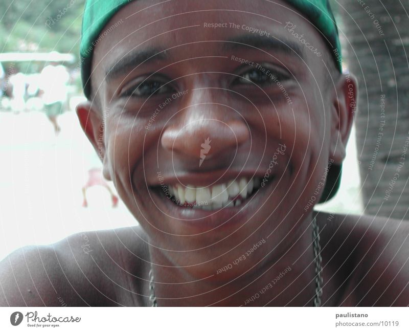 100%brasileiro Mann Südamerika Brasilien Amerikaner Kind Brasilianer