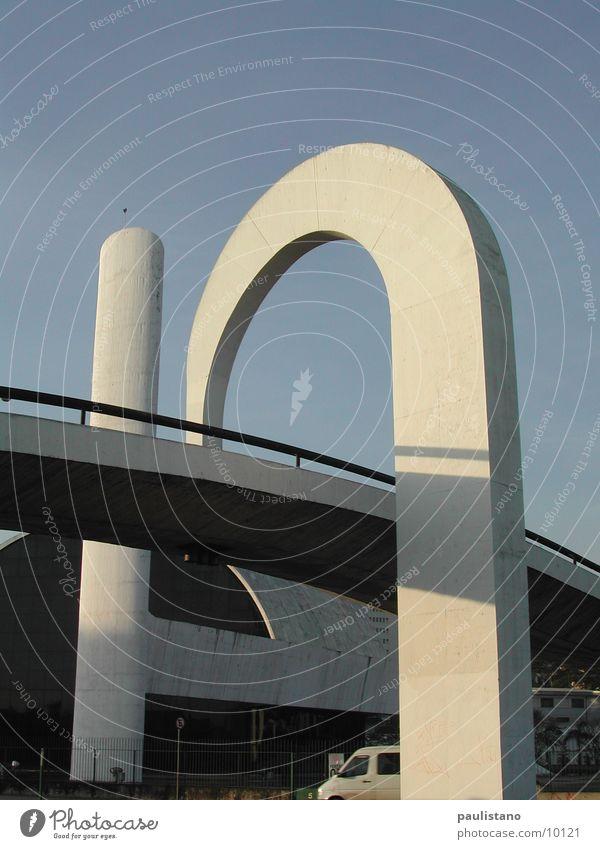 memorial america latina São Paulo Brasilien Brücke fauna flash cover