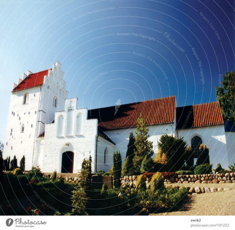 Dänisches Design Ferien & Urlaub & Reisen Tourismus Ausflug Ferne Freiheit Sightseeing Sommerurlaub Wahrzeichen Denkmal leuchten alt glänzend groß hell