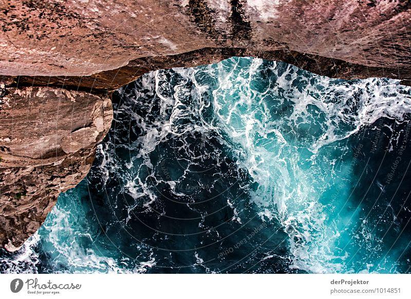 Das hat Tiefe *500* Natur Ferien & Urlaub & Reisen Pflanze Sommer Meer Landschaft Tier Ferne Umwelt Berge u. Gebirge Gefühle Küste Freiheit Felsen