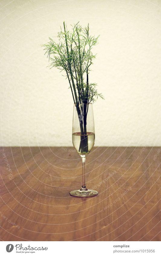 Feier-Dill Lebensmittel Fisch Kräuter & Gewürze Ernährung Essen Mittagessen Büffet Brunch Festessen Bioprodukte Alkohol Sekt Prosecco Champagner Glas Sektglas