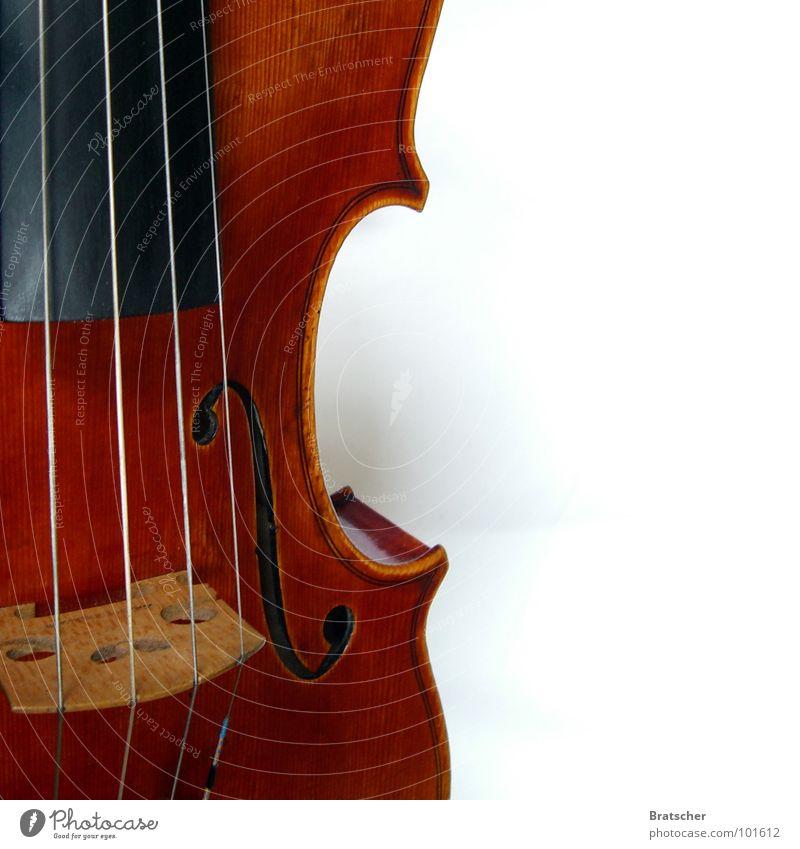 Bach - Allemande Silhouette Spielen Dachboden Musik Ohr Konzert Oper Orchester Dirigent Geige Musiknoten Lack Holz hören rot silber Romantik Überraschung