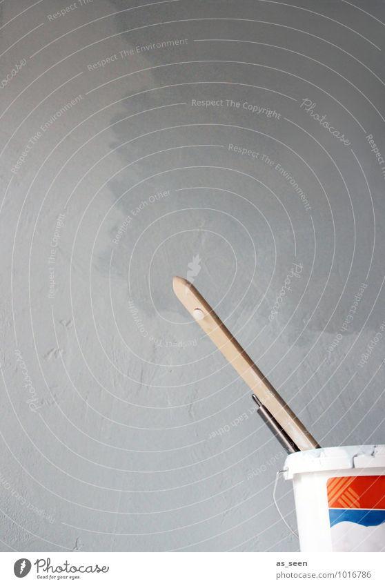 Neuer Anstrich Häusliches Leben Wohnung Haus Hausbau Renovieren Umzug (Wohnungswechsel) einrichten Innenarchitektur Dekoration & Verzierung Raum