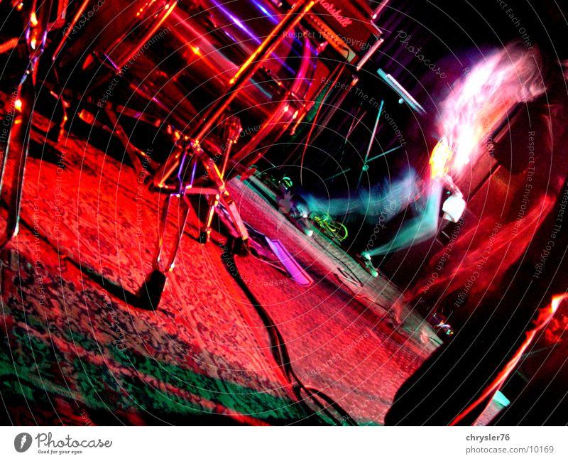 rockin´carpet ride rot Musik Konzert Gitarre Bühne Schlagzeug Rock `n` Roll