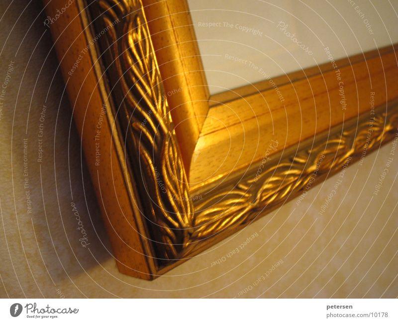 Bilderrahmen gold Kitsch Hotel Rahmen