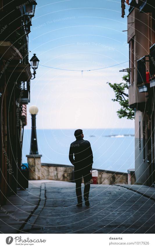 Ferien & Urlaub & Reisen Pflanze schön Erholung Meer Freude Leben Küste Stil Spielen Freiheit Feste & Feiern Lifestyle maskulin Freizeit & Hobby elegant