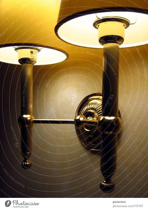 Hotelzimmer Illumination Lampe Licht Kitsch