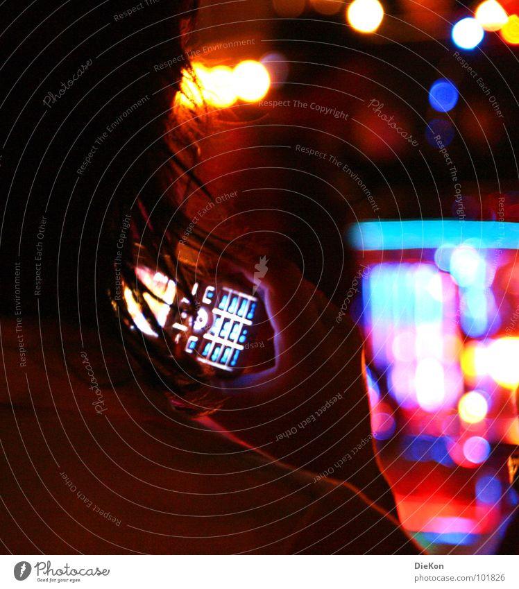 Handylicht Nacht Schulter Licht Haare & Frisuren uscar treffen mandy Telefongespräch