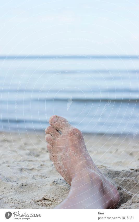 aber am siebten tage... Wellness Wohlgefühl Zufriedenheit Erholung ruhig Ferien & Urlaub & Reisen Tourismus Ausflug Sommer Sommerurlaub Strand Meer Mensch