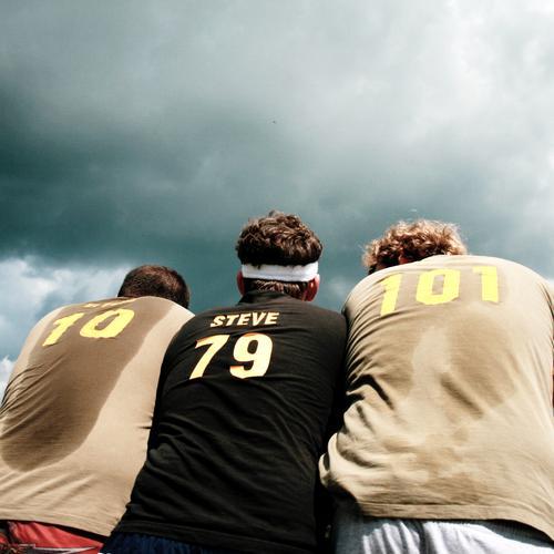 3 GRAZIEN Blick Stil Spielen Sport Sportler Sportmannschaft Erfolg Himmel T-Shirt Ziffern & Zahlen Zusammensein nass Angst Konzentration Schweiß transpirieren