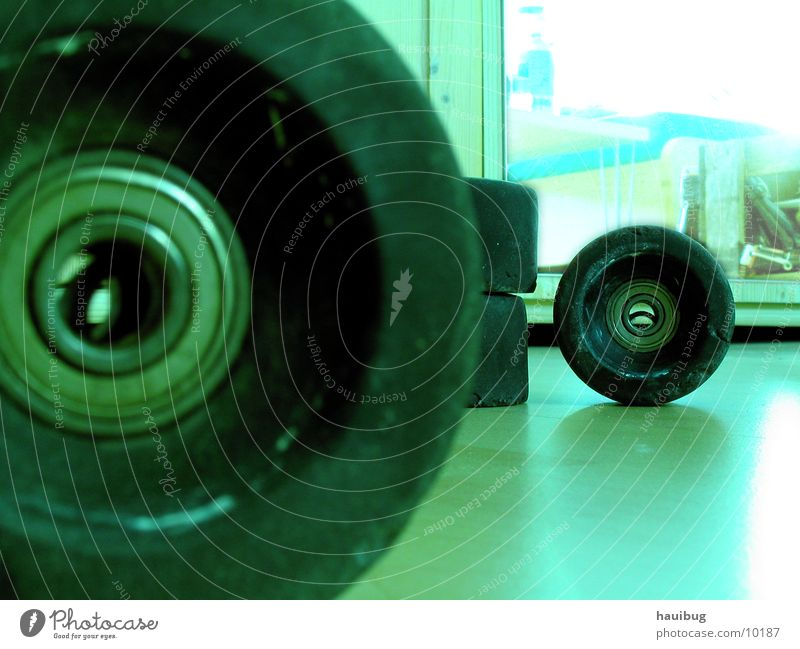 runde sache Ferne Bewegung klein groß rund nah Freizeit & Hobby Rolle