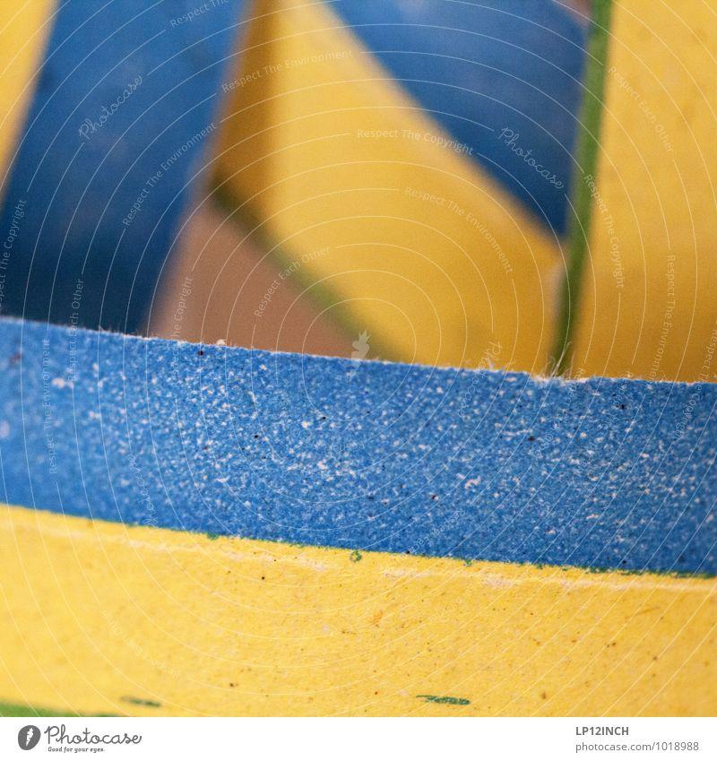 Luftschlange. II 2015 blau Farbe Freude gelb Feste & Feiern Dekoration & Verzierung Geburtstag Veranstaltung Karneval Luftschlangen