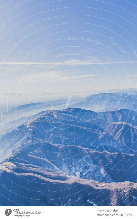 mountain view Freizeit & Hobby Ferien & Urlaub & Reisen Tourismus Ausflug Abenteuer Ferne Freiheit Expedition Winterurlaub Berge u. Gebirge wandern Landschaft