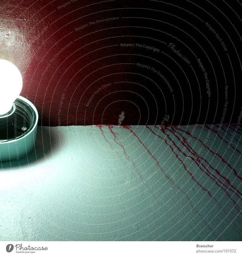 Kaspar Hauser, oder: rot Farbe dunkel Angst gefährlich Wut Gewalt Blut Flucht Panik Glühbirne Ärger Tränen Keller Schock Schweiß