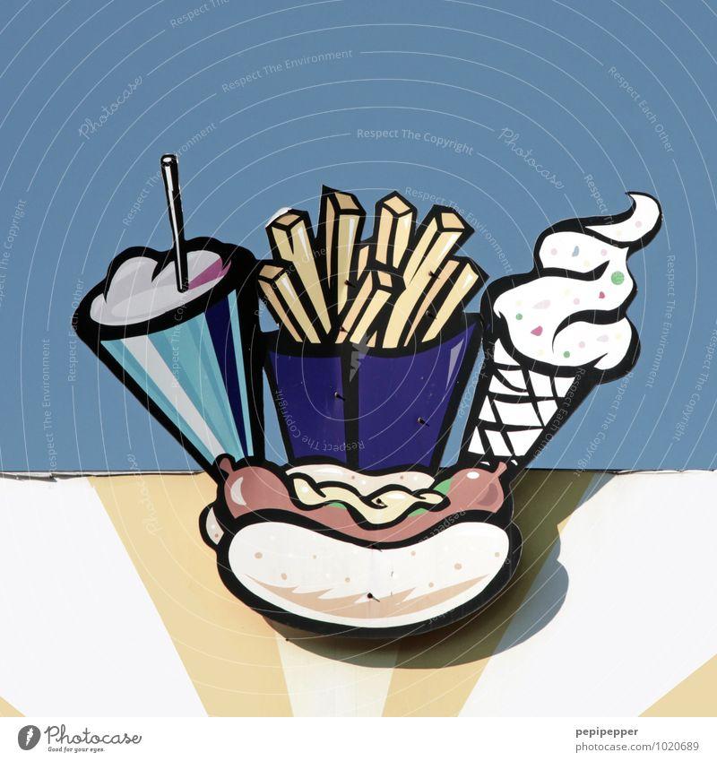 fast food Lebensmittel Fleisch Wurstwaren Milcherzeugnisse Teigwaren Backwaren Brötchen Speiseeis Süßwaren Ernährung Essen Mittagessen Fastfood Fingerfood