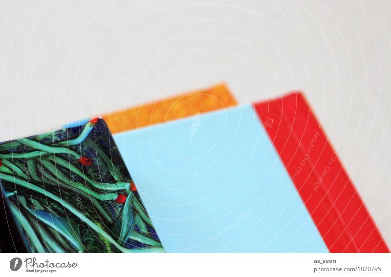 Mal wieder lesen Pflanze Farbe Blatt ruhig Freude Schule Design Kindheit Erfolg ästhetisch Buch Kreativität Lebensfreude Papier Freundlichkeit