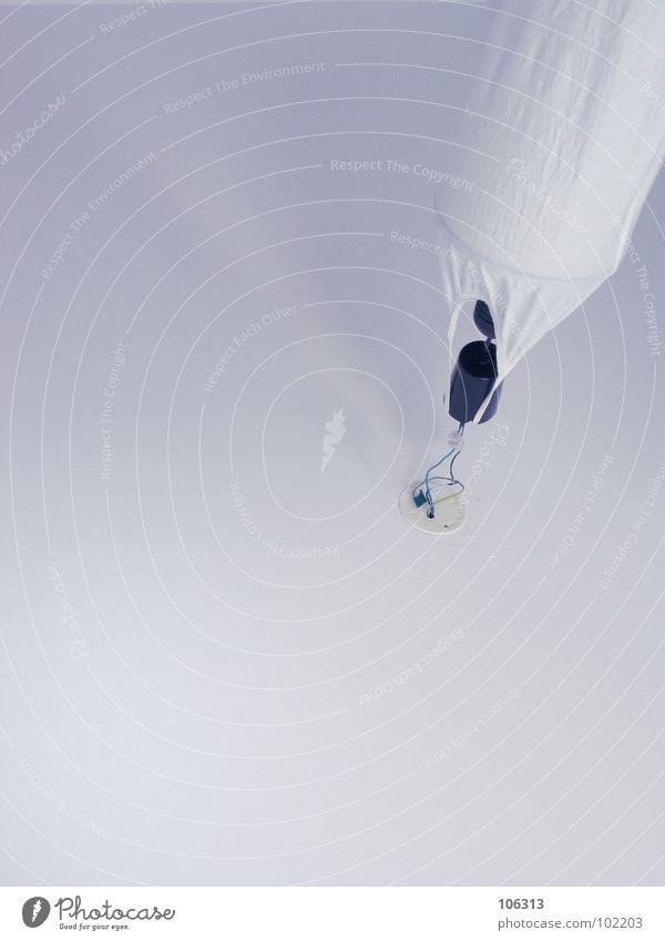 IN WHITE ROOMS blau schön Sommer weiß Erholung schwarz Wärme Gefühle Stil Kunst außergewöhnlich Lifestyle Freiheit fliegen Lampe hell