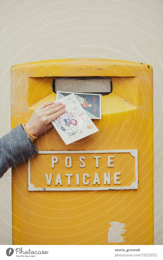 Poste Vaticane Lifestyle Freizeit & Hobby Spielen Ferien & Urlaub & Reisen Tourismus Ausflug Abenteuer Ferne Freiheit Sightseeing Städtereise Kreuzfahrt