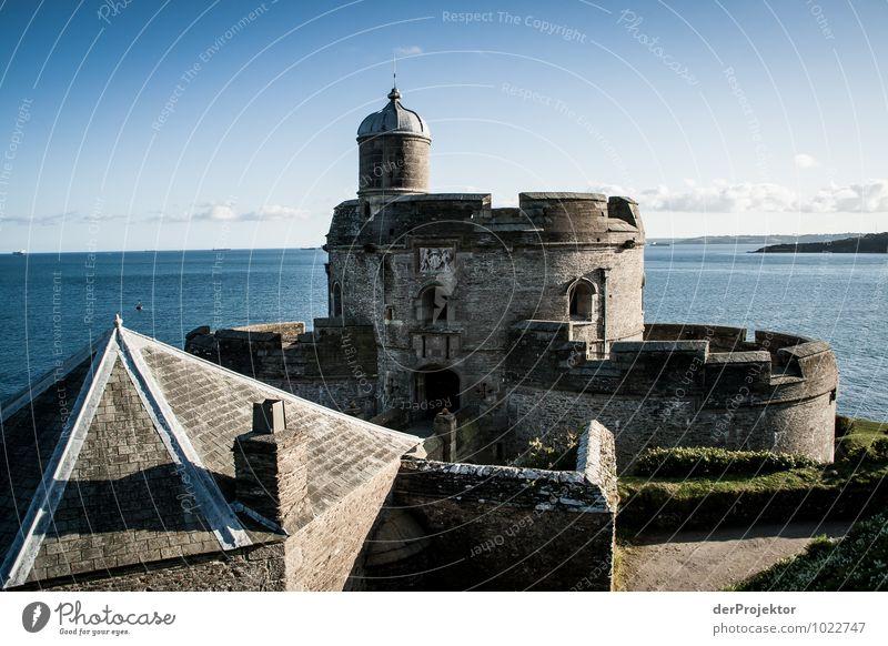 Bollwerk gegen die Franzosen Ferien & Urlaub & Reisen Tourismus Ausflug Ferne Freiheit Umwelt Landschaft Urelemente Frühling Hügel Wellen Küste Bucht Nordsee