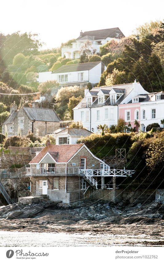 So wohnt es sich gut Natur Ferien & Urlaub & Reisen alt Haus Strand Ferne Umwelt Gefühle Küste Freiheit Stimmung Wellen Tourismus ästhetisch Ausflug