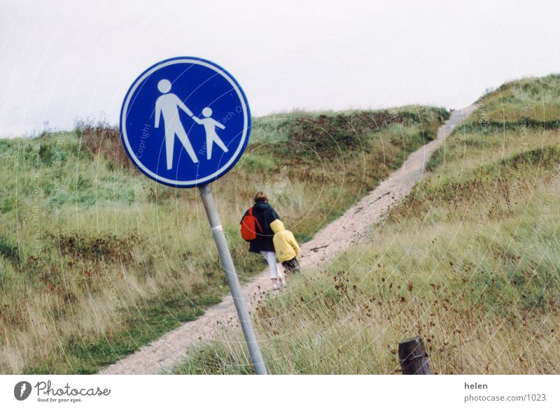 seegang;-) Meer dŸnen Schilder & Markierungen Mensch