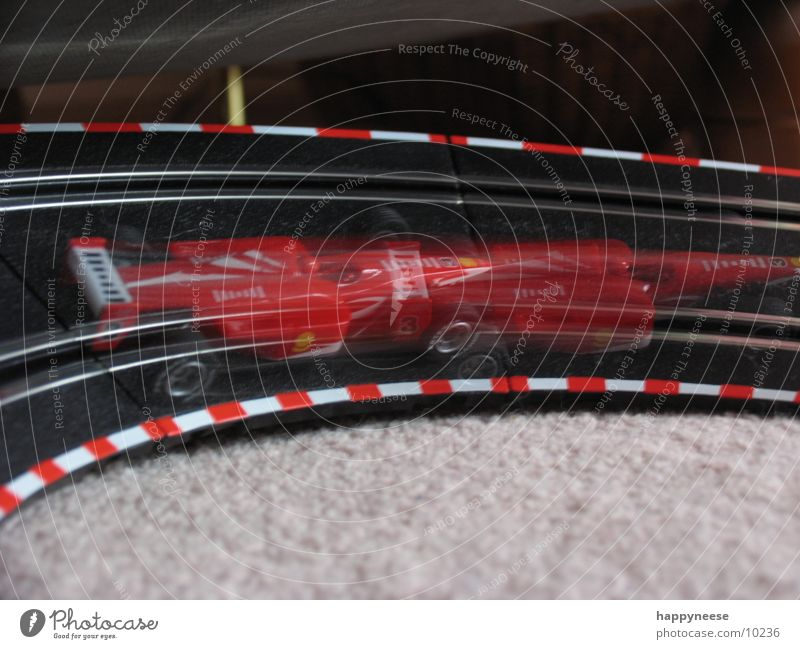 Wahnsinnige Geschwindigkeit 2 Kurve Rennsport Motorsport Autorennen Rennwagen Formel 1 Carrerabahn