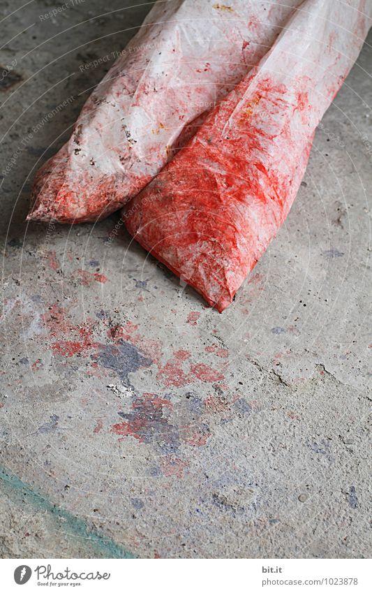 selbstgemacht | Farbbeutel Farbe Farbstoff Lifestyle Kunst Arbeit & Erwerbstätigkeit Freizeit & Hobby Design Dekoration & Verzierung Kreativität Beton Studium