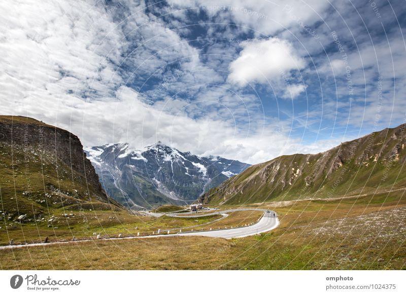 Himmel Natur blau weiß Sommer Landschaft Wolken Winter Umwelt Berge u. Gebirge Straße Schnee Felsen Horizont Park Aussicht